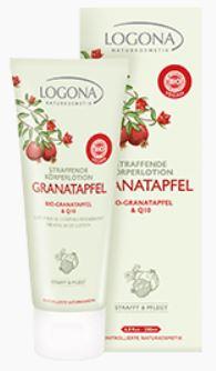 Logona Körperlotion Granatapfel + Q10 200ml