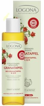 Logona Körperöl Granatapfel + Q10 100ml