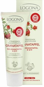 Logona Nachtcreme Granatapfel + Q10 30ml