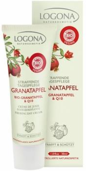 Logona Tagescreme Granatapfel + Q10 30ml