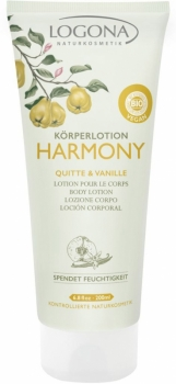 Logona Harmony Körperlotion 200ml