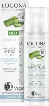 Logona Hyaluron Hydro Fluid Aloe Vera 30ml