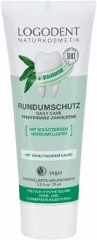 Logona Kräuterzahngel Pfefferminz 75ml
