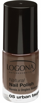 Logona Nagellack No 05 urban taupe 4ml