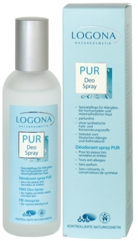 Logona Pur Deospray 100ml