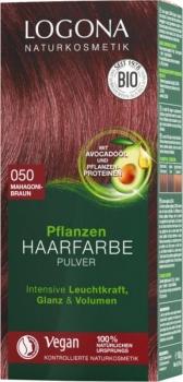 Logona Pflanzen Haarfarbe Mahagoni 100g