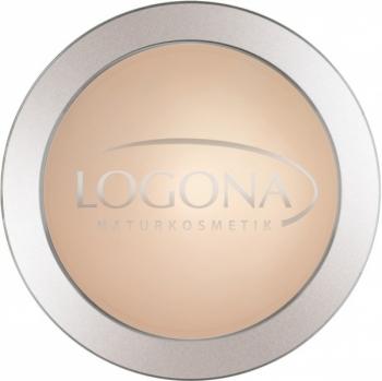 Logona Kompaktpuder 1 light beige