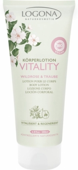 Logona Vitality Körperlotion 200ml