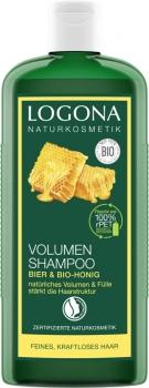 Logona Volumen Shampoo Bier Honig