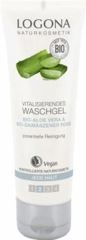 Logona vitalisierendes Waschgel Bio Aloe 100ml