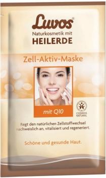 Luvos Heilerde Crememaske Zell-Aktiv 15ml