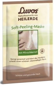 Luvos Heilerde Peelingmaske 15ml