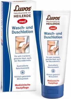 Luvos med Wasch- Duschlotion 200ml