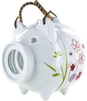 Gartenschwein für Duftspirale