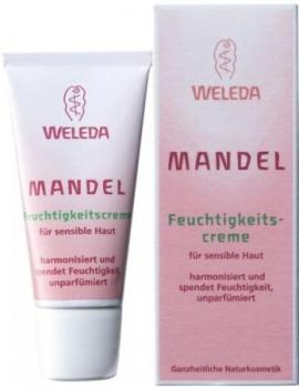 Weleda Mandel Wohltuende Feuchtigkeitscreme 30ml