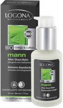 Logona Mann Aftershave Balm 50ml