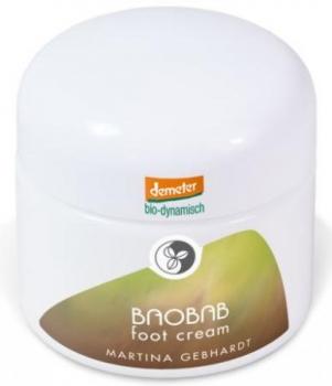 Martina Gebhardt Baobab Foot Cream - Fußcreme