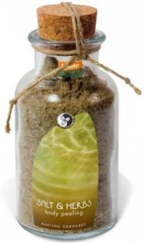Martina Gebhardt Salt & Herbs Body Peeling 300g