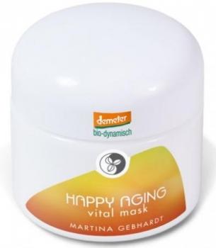 Martina Gebhardt Happy Aging Vital Mask - Vitalmaske 50ml