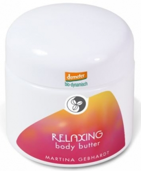Martina Gebhardt Relaxing Body Butter 100ml