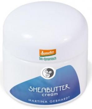 Martina Gebhardt Sheabutter Cream - Hautcreme