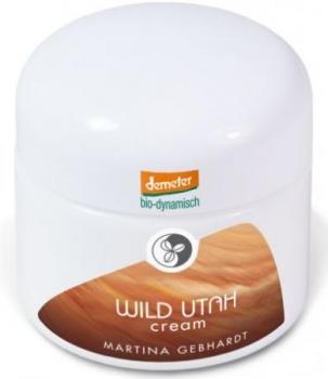 Martina Gebhardt Wild Utah Cream - Hautcreme 50ml