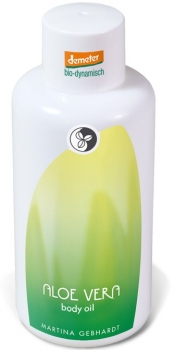 Martina Gebhardt Aloe Vera Massage Oil - Massageöl 100ml