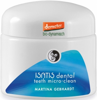 Martina Gebhardt Isatis teeth micro clean 20g