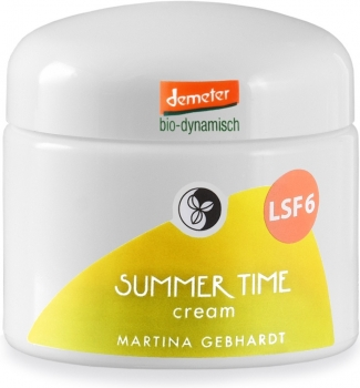 Martina Gebhardt Summer Time Creme