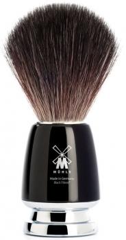 Mühle Rytmo Rasierpinsel schwarz fibre
