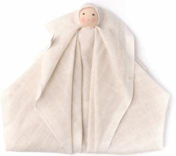 Nanchen Windel Spucktuch Puppe Bio