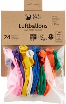 Naturkautschuk Luftballons 24 St.