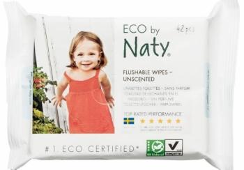 Naty Kinder Toilettenfeuchttücher