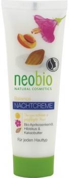 neobio Balance Nachtcreme 50ml