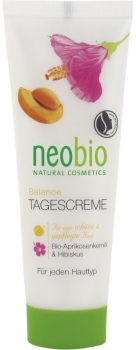 neobio Balance Tagescreme 50ml