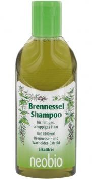 neobio Classic Brennessel Shampoo für fettiges & schuppiges Haar 200ml