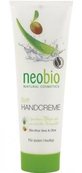 neobio Handcreme Soft  75ml