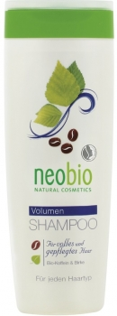 neobio Volumen Shampoo 250ml