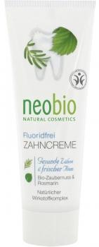 neobio Zahncreme ohne Fluorid 75ml