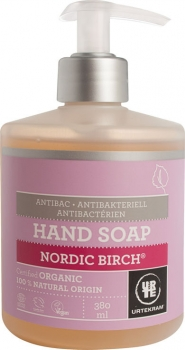 Urtekram Nordic Birch Flüssigseife 380ml