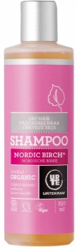 Urtekram Shampoo Nordic Birch trockenes Haar
