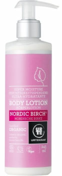 Urtekram Nordic Birch Bodylotion 245ml