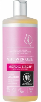 Urtekram Nordic Birch Duschgel  500ml