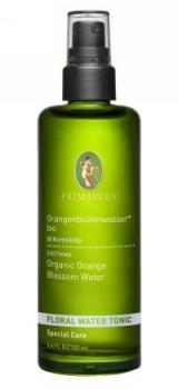 Primavera Pflanzenwasser Orangenblütenwasser bio 100ml
