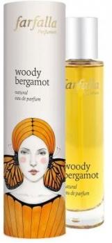 Farfalla Eau de Parfum Woody Bergamot 50ml