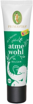 Primavera Atmewohl Balsam Kids 30ml