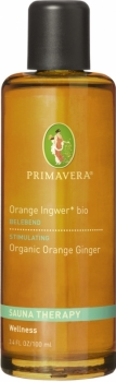Primavera Sauna Orange Ingwer 100ml