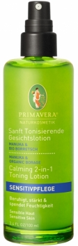 Primavera Gesichtslotion Manuka Borretsch 100ml