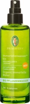 Primavera Pflanzenwasser Immortellenwasser bio 100ml