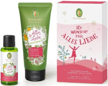 Primavera Kosmetikset Alles Liebe